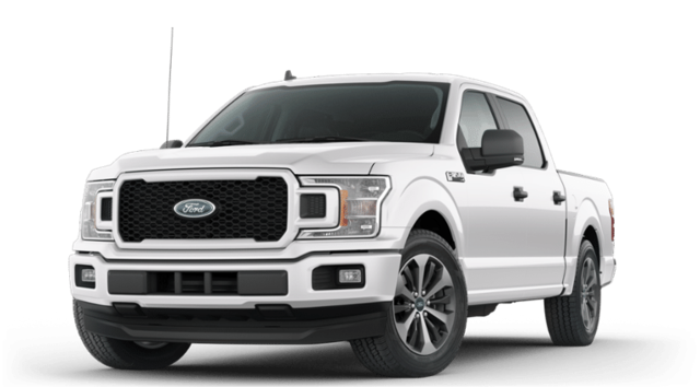 New 2020 Ford F-150 STX 2020 FORD F-150 XL CREW CAB  145 WB for sale in West Covina, CA